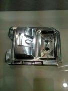 数控铣床金属制品加工展示